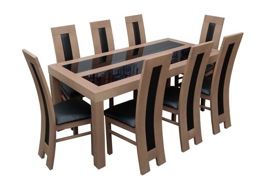 Stoły I Krzesła Białe Do Salonu Stoły Na Wymiar Z Krzesłami Meble